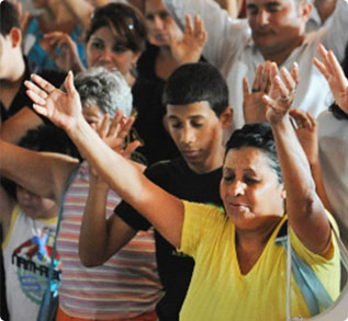 ANSWER THE CRIES OF MILLIONS IN CUBA WHO ARE PRAYING FOR FIRST BIBLES