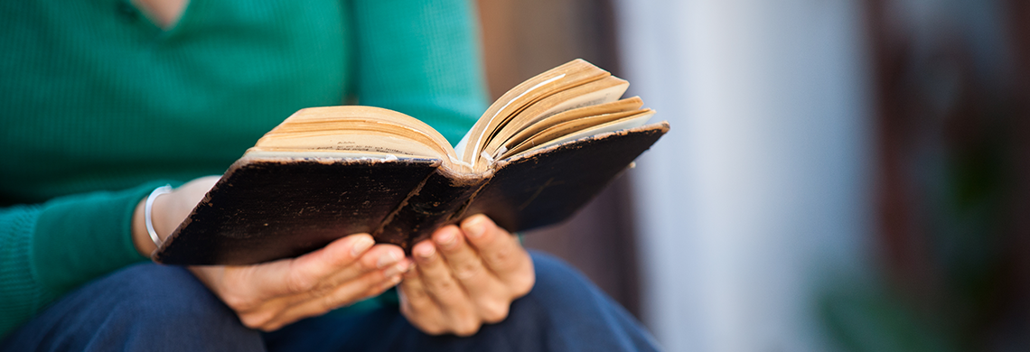 HOW AMERICA ENGAGES WITH GOD'S WORD